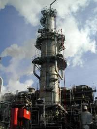 Колонна С01 Астраханского ГПЗ ООО «Газпром Добыча Астрахань»